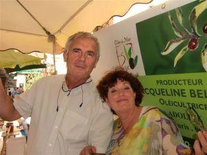 Gilles Gallois et Jacqueline Bellino
